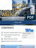 Singapore Property Weekly Issue 109