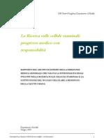 Rapporto Donaldson per la ricerca sulle cellule staminali
