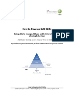 How to Develop Soft Skills