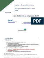 aleidobemesuaaplicaoemempresasdeti-eduardogrizendi-091123123814-phpapp02