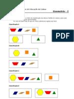 Geometria 1 - Blocos Padrao