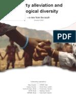 Poverty Alleviation+Bio D