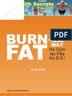 Burn Fat the Real Way