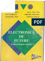 110635153 Electronica de Putere Convertoare Statice F Ionesc Ed TEhnica