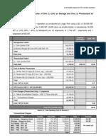 Scenario & Cost Comparison