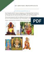 A.v.paraM ... Guru Peyarchi Palangal 2013