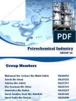 Petrochemical Industry - Production Process