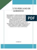 Informe EMS Ayapoto