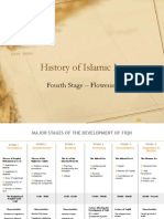 History of Fiqh Stage 4
