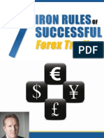 The 7 Iron Laws of Successful Forex Trading