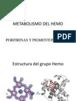 Hemoglobina. 2011 3º