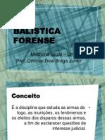 AULA BALÍSTICA FORENSE 01