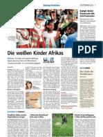 Die weißen Kinder Afrikas