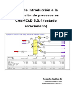 Chemcad 5 3 4 - Manual