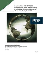 Highlights 2013 International Survey