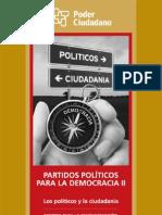 Part i Dos Politicos Parala Democracia i i