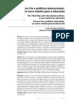 Terceira Via e políticas educacionais