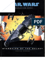 d20 Star Wars - Starships of the Galaxy