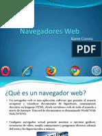 Navegadores Web Expo