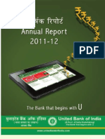UBI Annual Report 2011