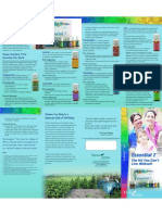 Young Living Lit Essential 7 Brochure[1] www.youngliving.org/spurgina