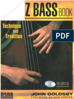 The Jazz Bass Book