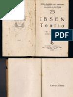 Henrik Ibsen Os+Espectros+Baixa