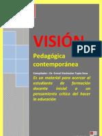 Pedagogía contemporánea docx