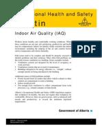 Alberta IAQ Tool Kit