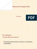 8332_SCM-2013-Performance Measures for Supply Chain