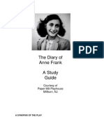 Anne Frank Study Guide