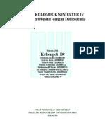Hubungan Obesitas Dengan Dislipidemia
