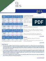 Flash spécial sur les marchés - point hebdomadaire - 2013 06 21 BdP