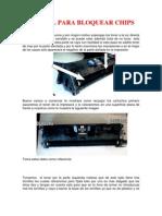 Manual Recargar Toner Impresoras y Fotocopiadoras