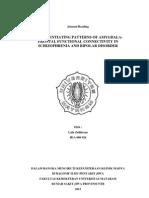 Membedakan Pola Konektivitas Fungsional Amigdala