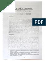 La Ciencia de materiales y su Impacto en la Arqueología, Vol. III