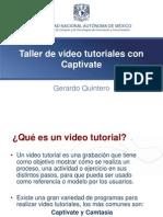 Taller Videotutoriales
