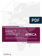 Dalberg Impact of Internet Africa Full Report April2013 vENG Final