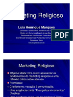 Marketing Religioso
