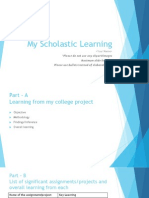 A1. My Scholastic Learning (1)