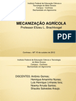 TRABALHO DE MECANIZAÇÂO