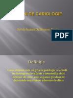CURS 6 Cariologie