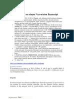 El Parto y Sus Etapas Presentation Transcript