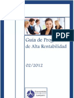 La Guia de Los Private Placement Program