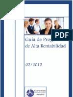 La Guia de Los Private Placement Program