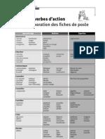 FDP Annexe4 Verbes