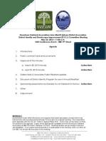 DISI Meeting May 23, 2013 Agenda Packet