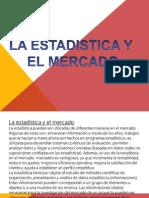 La Estadistica y La Mercadotecnia