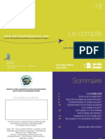 Mini Guide 18 Le Compte Joint