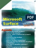 Microsoft Surface Blog